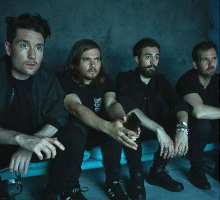 Bastille have chosen Falcon Club Arena for their debut concert in Minsk