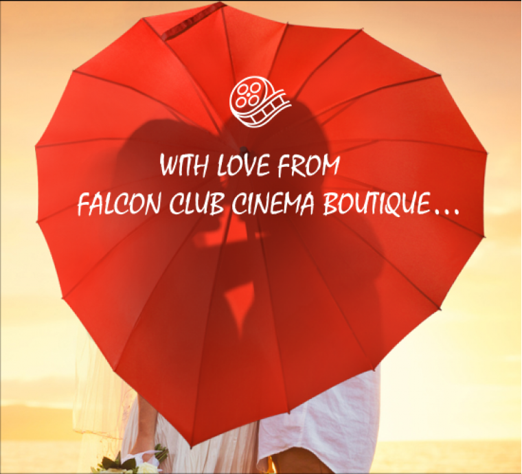 WITH LOVE FROM FALCON CLUB БУТИК КИНО