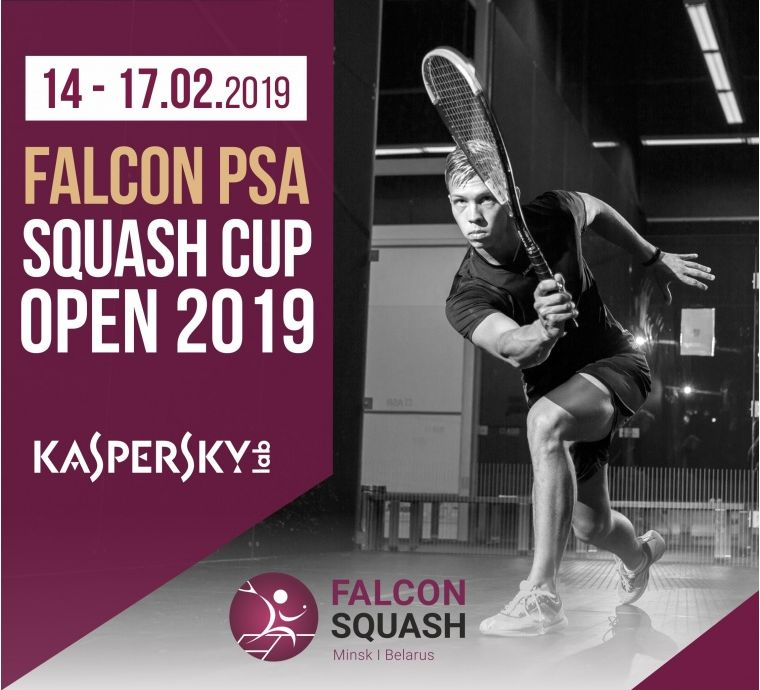 FALCON PSA SQUASH CUP OPEN2019 INTERNATIONAL SQUASH rankingTOURNAMENT