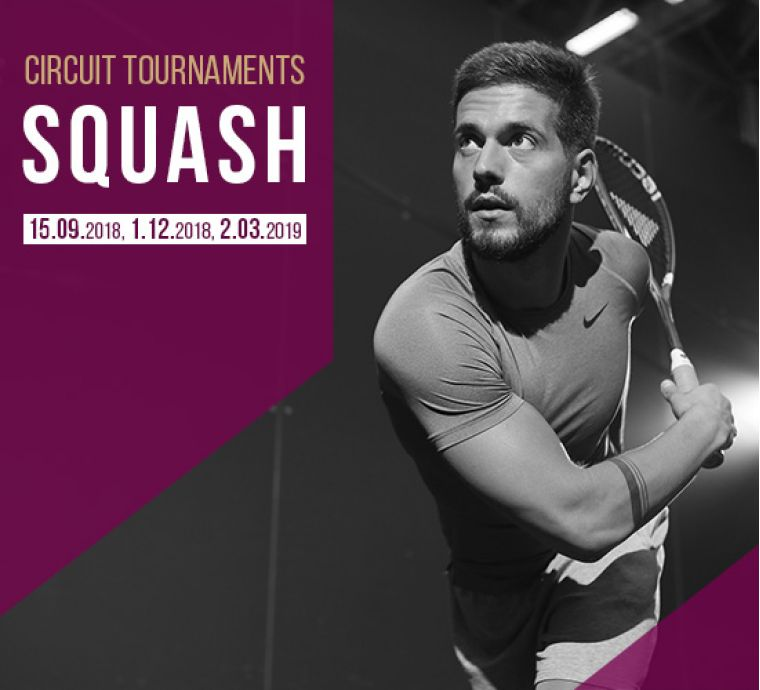 FALCON CLUB CIRCUIT TOURNAMENTS 2018 – 2019