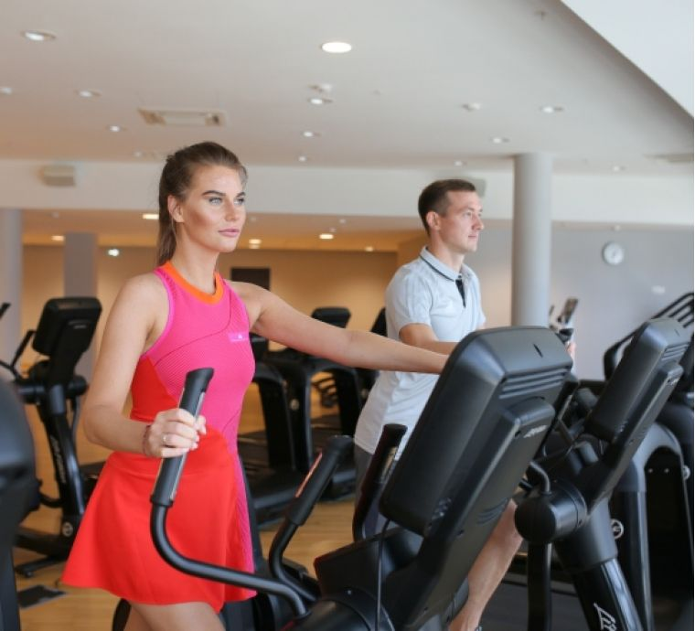 Семейная карта GOLD FITNESS MEMBERSHIP