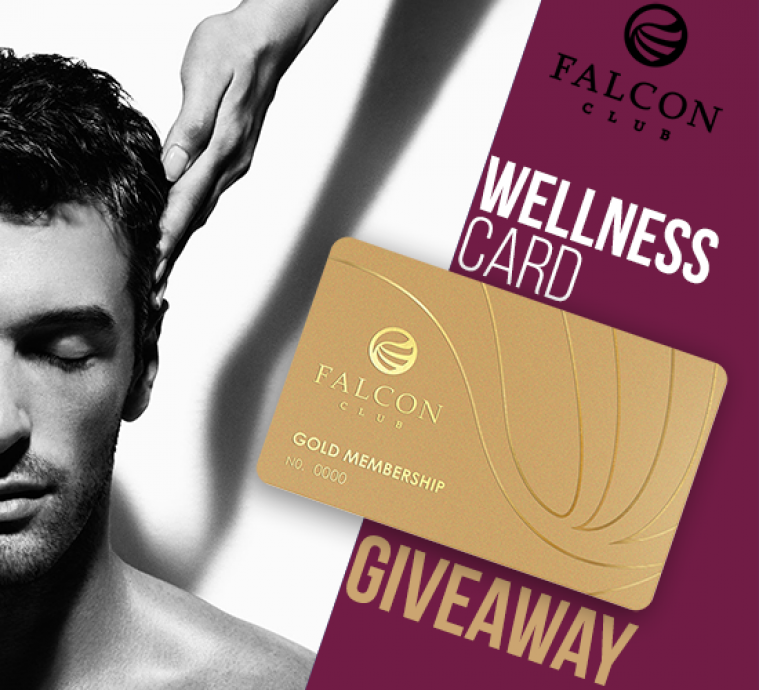 Falcon Club Wellness 1 год