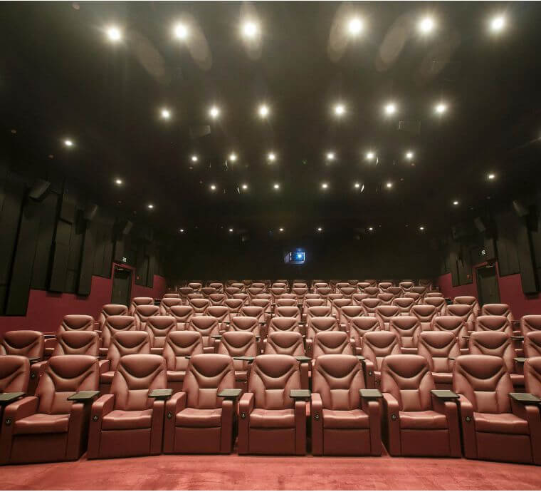 NEW SPOT ON THE MAP OF EXQUISITE MINSK – FALCON CLUB CINEMA BOUTIQUE